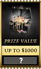 Up To $1,000 Prize Value