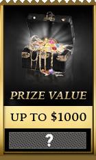 Приз до $1000
