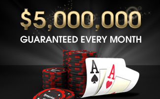 Big Guaranteed Tournaments