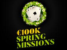 €100K Spring Missions