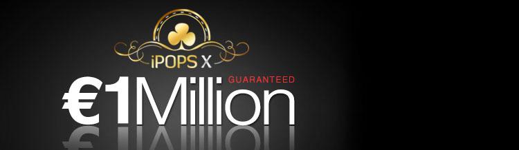 €1,000,000 iPOPS X