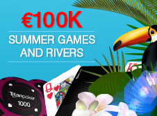 €100,000 Summer Games and Rivers