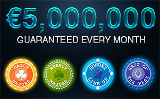Titan Poker Big Guaranteed Poker Tournaments